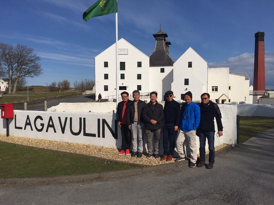 Whisky tours islay