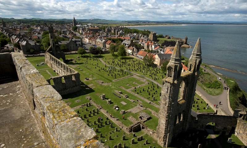 Tours Of St Andrews & Fife