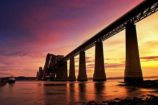 3 Ports tour of Scotland
