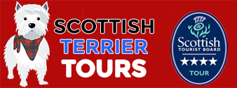Scottish Terrier Tours Retina Logo