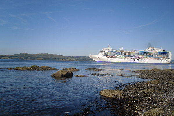 Greenock shore excursions tour