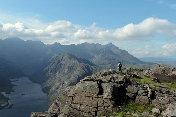 Hill Walking Trips Of Scotland