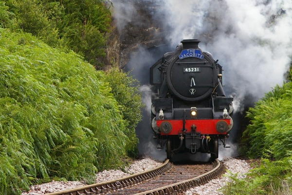 Jacobite Steam Train Tours and Day Trips Scotland
