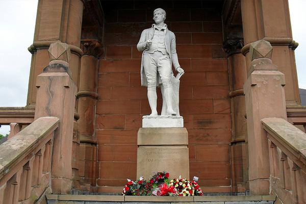 Robert Burns Tours, Scotland