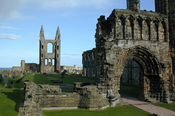 St Andrews tours Scotland