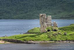Castle Varrich, Scottish Castles & Ruins