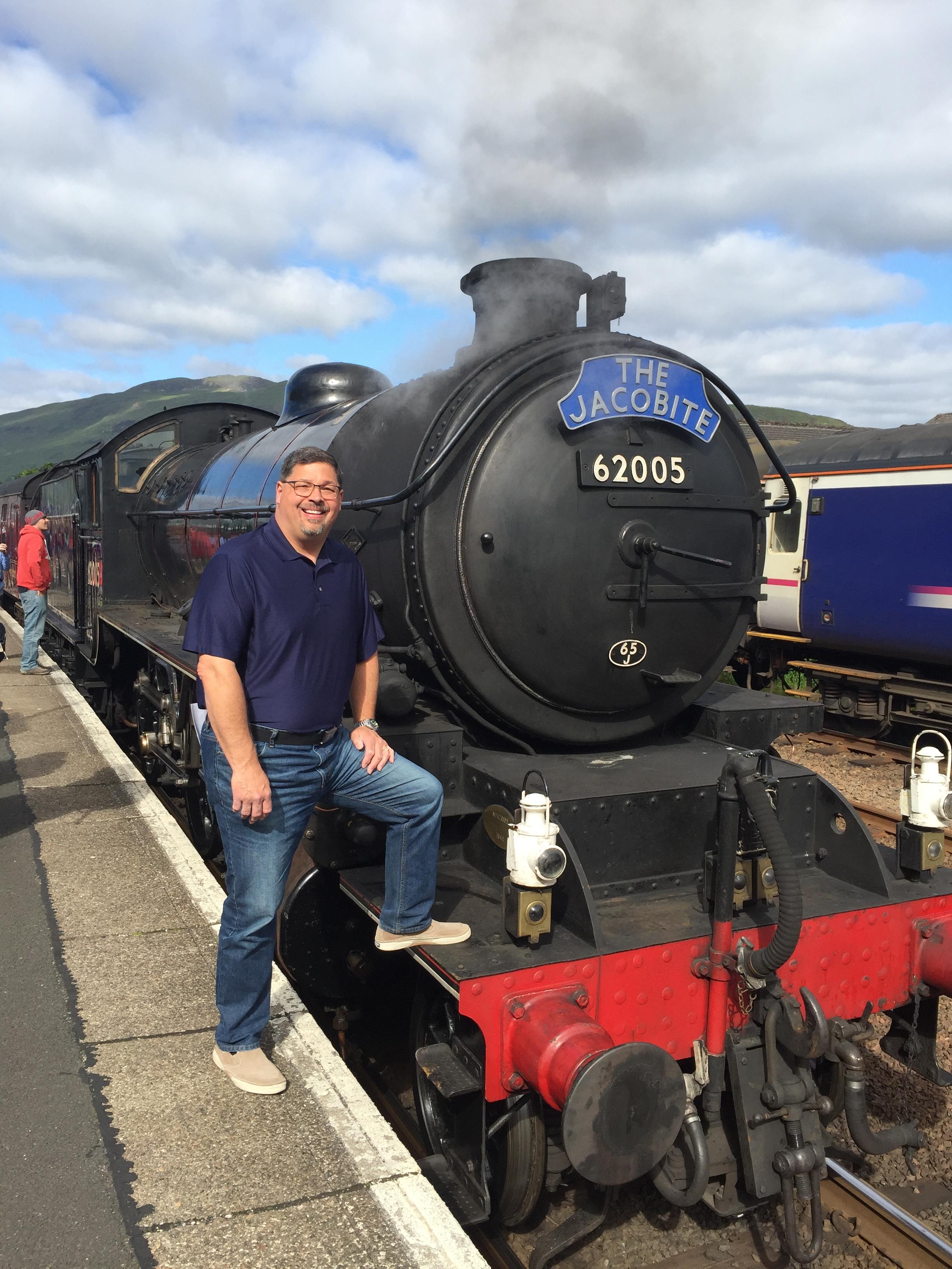 Jacobite Steam Train Tour